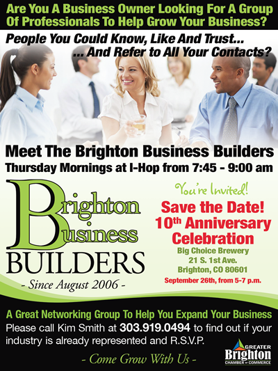 Brighton Business Builders