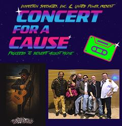 Almost Home Concert for a Cause