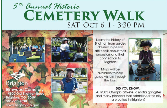 Historic Cemetery Walk