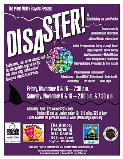 Disaster | Platte Valley Players