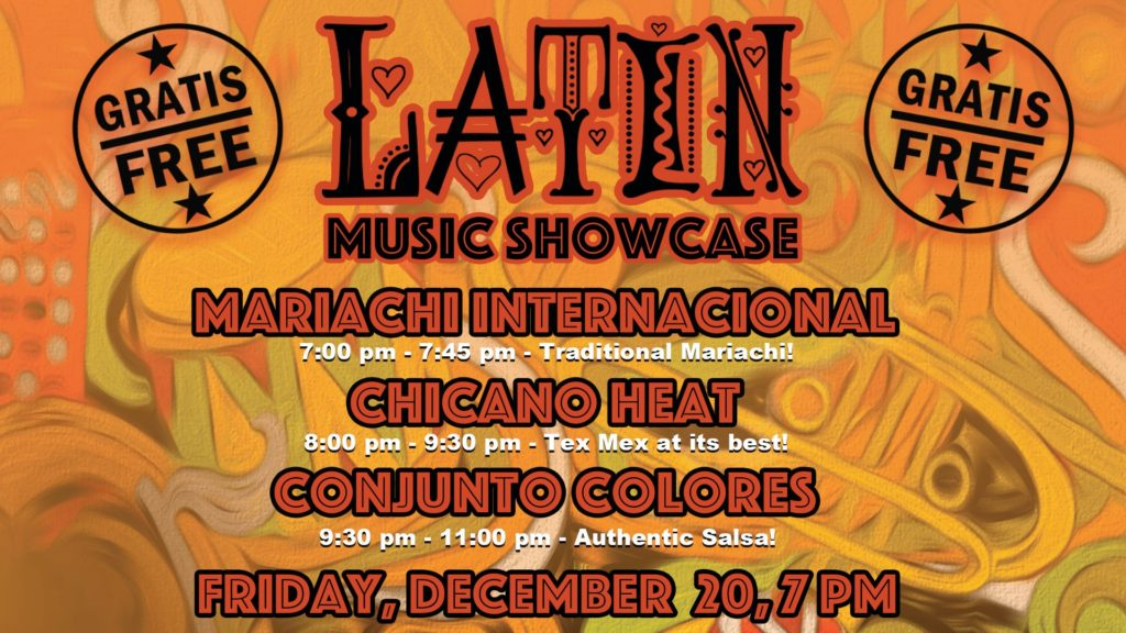 Latin Music Showcase