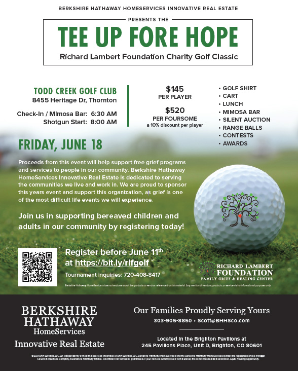 Tee Up Fore Hope